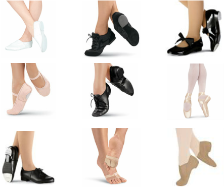Ballet Tap And Jazz Shoes i do Tap Jazz And Ballet